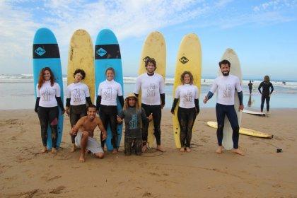 DAR SURF TAGHAZOUT - SURF & YOGA