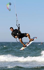 Kiteboarding, lodging, kite-travels, vacation packages, kite learning, kite